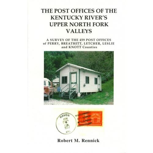 Post Offices Of The Kentucky River's Upper North Fork