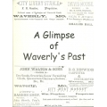 Glimpse of Waverly's Past by Waverly Breakfast Club (used book)(Lafayette County, MO)
